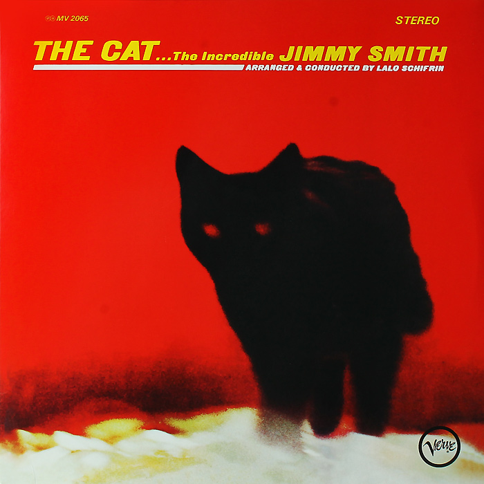 Джимми Смит Jimmy Smith. The Cat (LP)