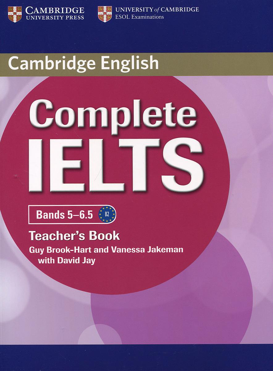 Complete IELTS: Bands 5-6.5: Teacher's Book