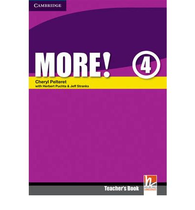 More! Level 4 Teacher's Book more level 3 teacher s book