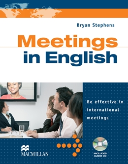 Meetings in English Student's Book with Audio CD mastering english prepositions