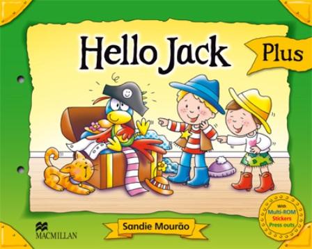 Hello Jack Plus Book (+ наклейки, вырубки, CD-ROM) the supremes the supremes playlist plus 3 cd
