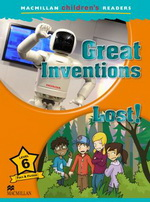 Macmillan Children's Readers Level 6 Inventions/ Lost kenji kawakami 99 more unuseless japanese inventions