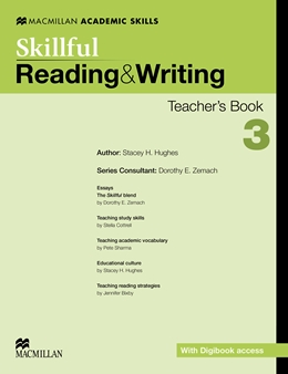 Skillful Upper intermediate/Level 3 Reading and Writing Teacher's Book + Digibook writing genevieve white b2 upper intermediate