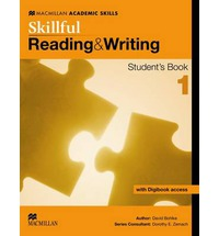 Skillful Reading and Writing Student's Book 1 анохина капустина л world like puzzle academic reading skills student s book