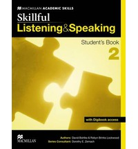 Skillful Intermediate/Level 2 Listening and Speaking Student's Book + Digibook mackie g link intermediate wook book