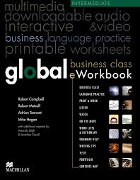 Global Intermediate Business eWorkbook global intermediate coursebook with eworkbook pack