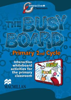 Busy Board Level 2 Interactive Whiteboard CD-ROM blue fins starter level cd rom