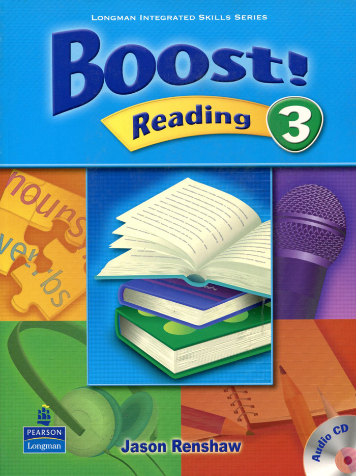 Boost! Reading: Level 3 (+ CD) boost level 2 reading teacher's book