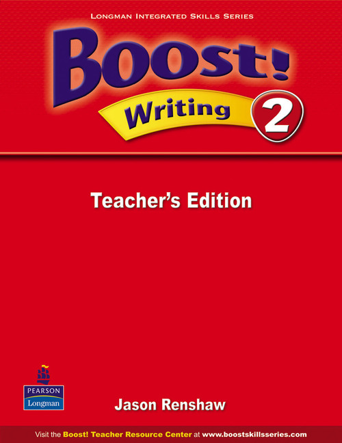 Boost! Level 2 Writing Teacher's book viewpoint level 2 student s book