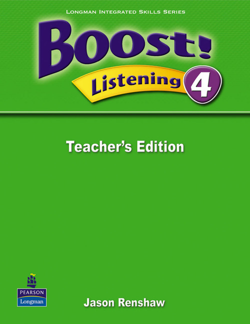 Boost! Level 4 Listening Teacher's book как дшево speed boost через копирование