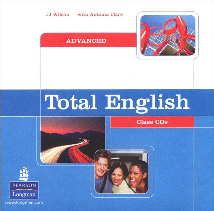 Total English: Advanced (аудиокурс на 2 CD) face2face elementary аудиокурс на 3 cd