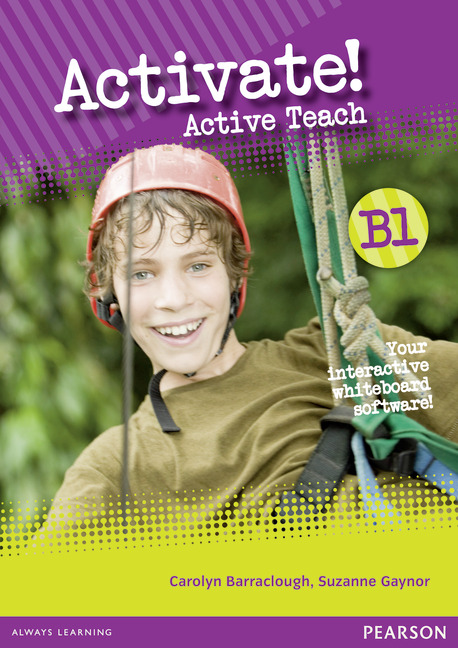 Activate! B1: Active Teach (CD-ROM) barraclough c activate b1 workbook with key cd rom pack isbn 9781405884174