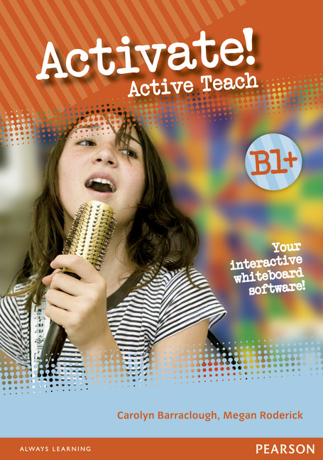 Activate! B1+: Active Teach (CD-ROM) hk audio pl 115 fa