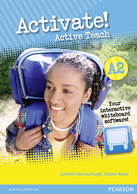 Activate! A2: Active Teach (CD-ROM) cunningham s new cutting edge intermediate students book cd rom with video mini dictionary