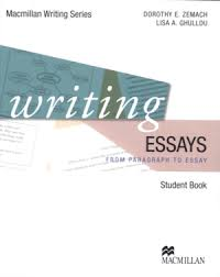 Macmillan Writing Series-Writing Essays Student's Book