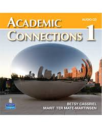 Academic Connections 1 Audio CD пуловер quelle b c best connections by heine 137654