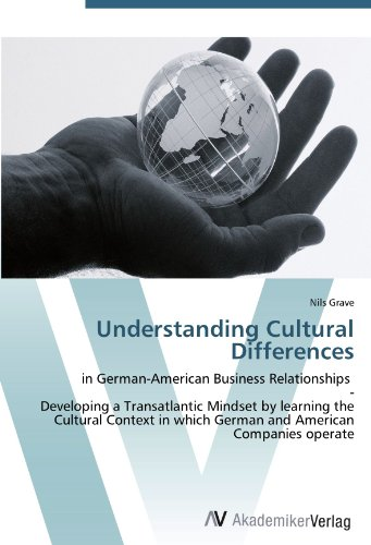 Understanding Cultural Differences: in German-American Business Relationships   -  Developing a Transatlantic Mindset by learning the Cultural Context in which German and American Companies operate painted by a distant hand – mimbres pottery of the american southwest