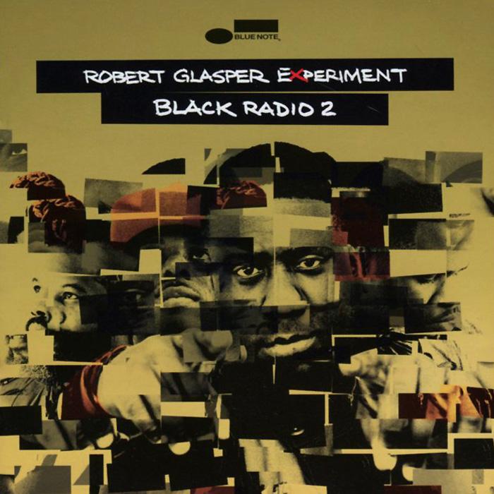 Роберт Глеспер Robert Glasper Experiment. Black Radio 2. Deluxe