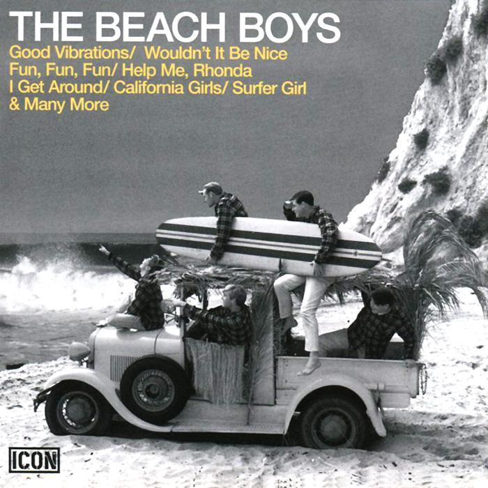 """""""The Beach Boys"""" The Beach Boys. Icon"""