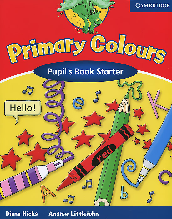 Primary Colours: Pupils Book Starter