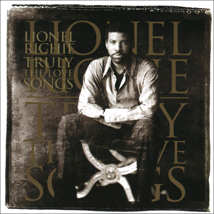 Лайонел Ричи Lionel Richie. Truly - The Love Songs lionel richie hove