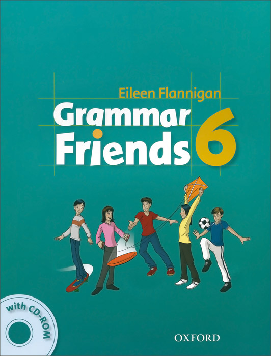 Grammar Friends 6 (+ CD-ROM) цены онлайн