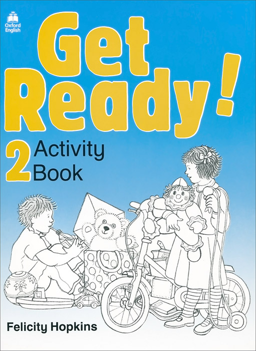 Get Ready! 2: Activity Book transformers a fight with underbite activity book level 4