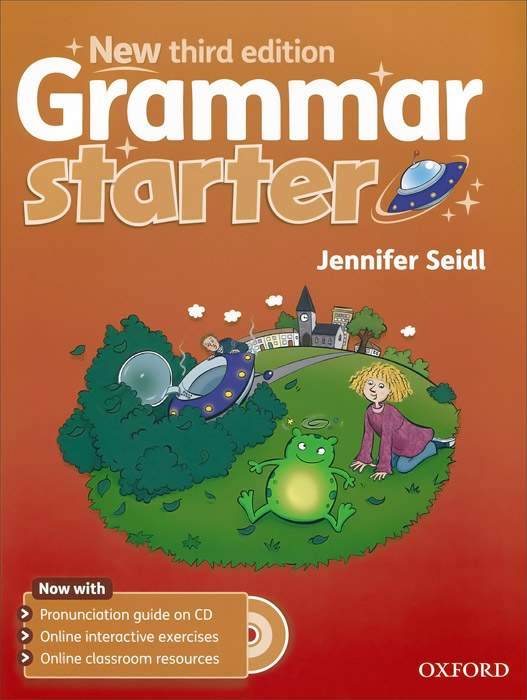 Grammar: Starter (+ CD) welcome starter a class cd для занятий в классе cd