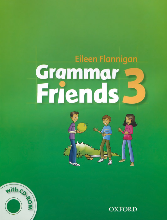 Grammar Friends 3 (+ CD-ROM) grammar