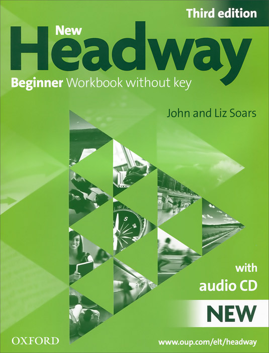 New Headway: Beginner Workbook Without Key (+ CD) global beginner workbook cd key