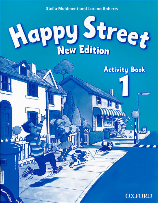 Happy Street 1: Activity Book (+ CD-ROM) ready to read