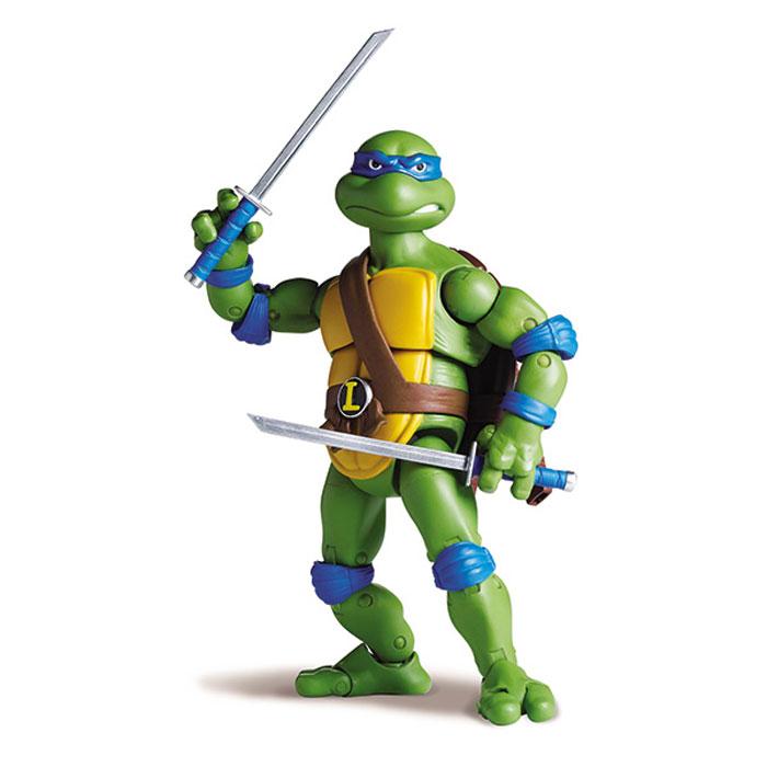 Фигурка Turtles Леонардо, 15 см gulliver черепашки ниндзя леонардо со звуком 15 см
