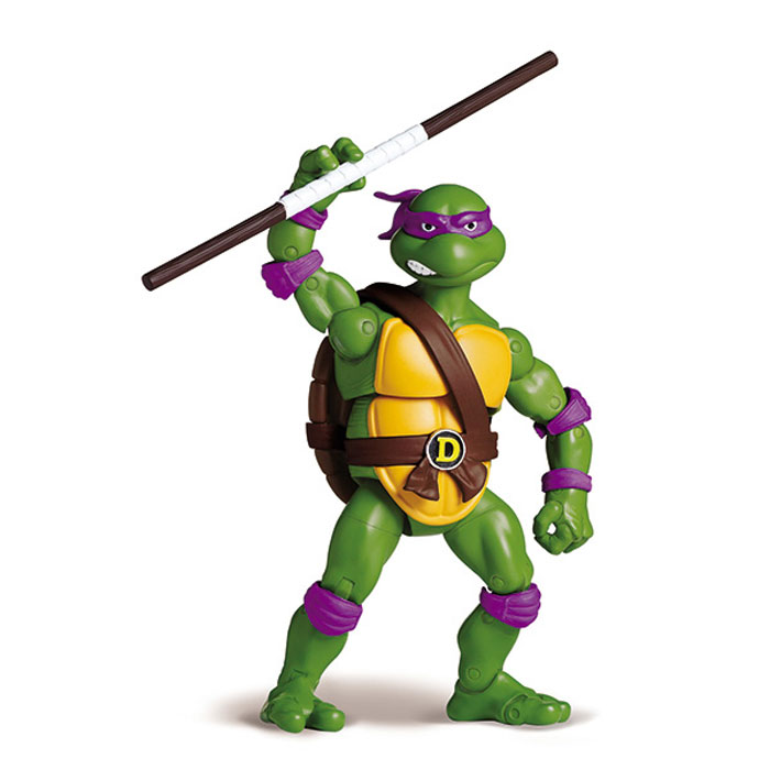 черепашки ниндзя измерение х фигурка функциональная донателло Фигурка Turtles Донателло, 15 см