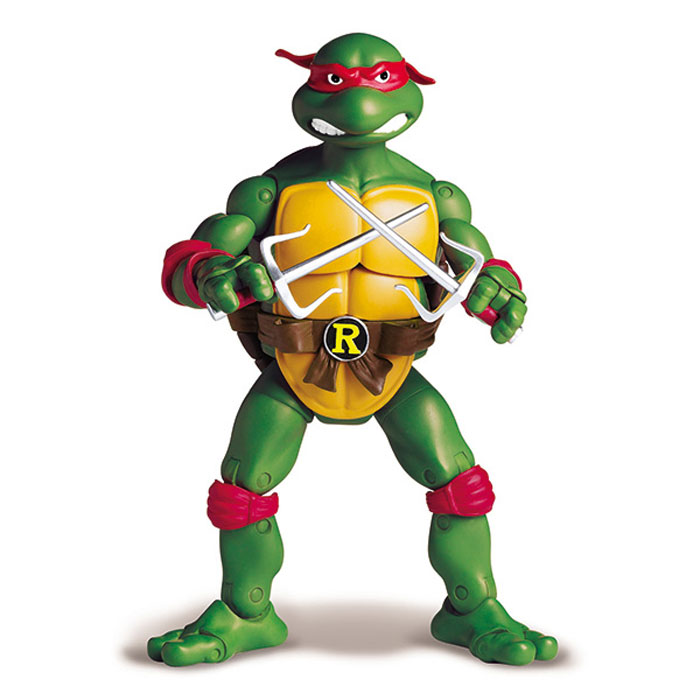 Фигурка Turtles Рафаэль, 15 см игровые фигурки turtles машинка черепашки ниндзя 7 см сплинтер на атаке сенсея