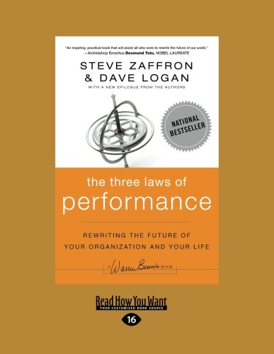The Three Laws of Performance: Rewriting the Future of Your Organization and Your Life (J-B Warren Bennis Series) grover norquist glenn debacle obama s war on jobs and growth and what we can do now to regain our future