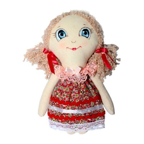 """Набор для изготовления текстильной игрушки """"Анечка"""", высота 22 см"""