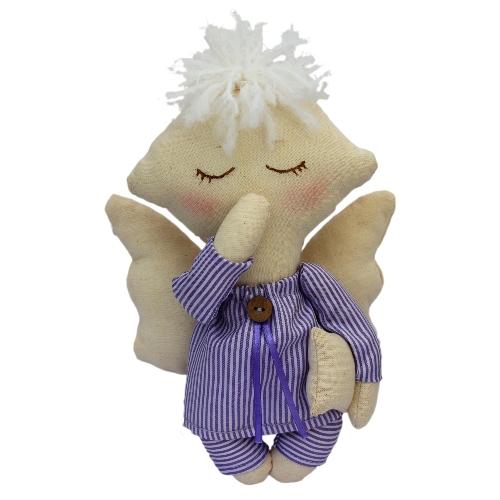 Набор для изготовления текстильной игрушки Сева, высота 22 см игрушки лол куклы цена