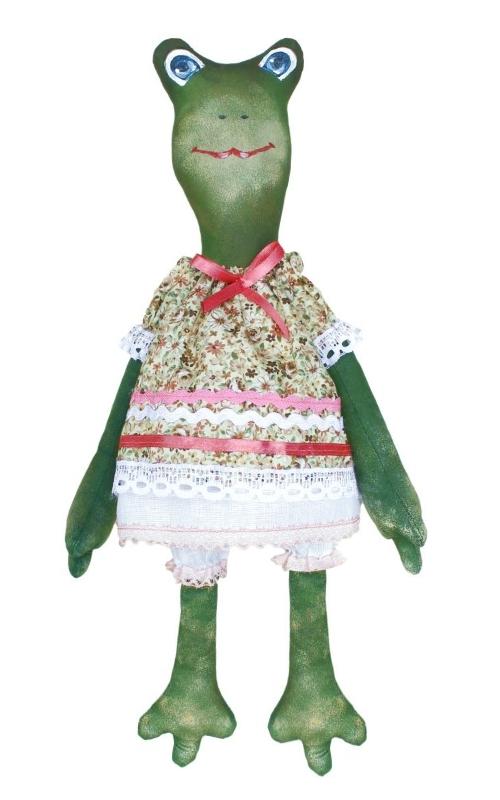 Набор для изготовления текстильной игрушки Жаклин, 44 см игрушки лол куклы цена