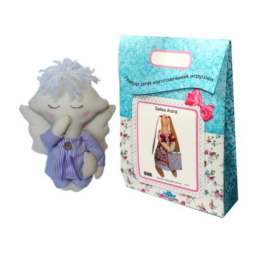 Подарочный набор для изготовления текстильной игрушки Сева, 22 см игрушки лол куклы цена