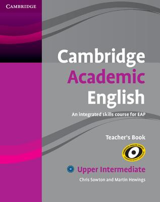 Cambridge Academic English: B2 Upper Intermediate: Teacher's Book peace education at the national university of rwanda