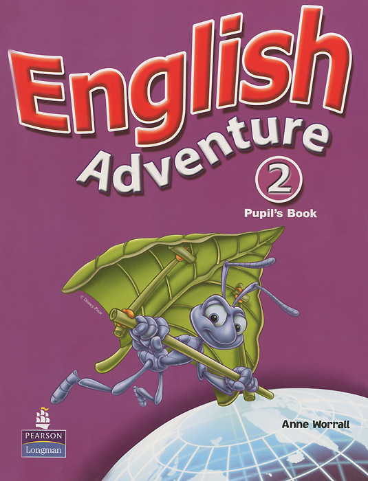 English Adventure 2: Pupil's Book english adventure level 4 pipil s book