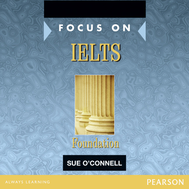Focus on IELTS: Foundation (аудиокурс на CD) футболка wearcraft premium slim fit printio удар дракона