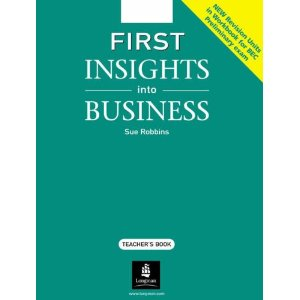 First Insights into Business TBk New Ed
