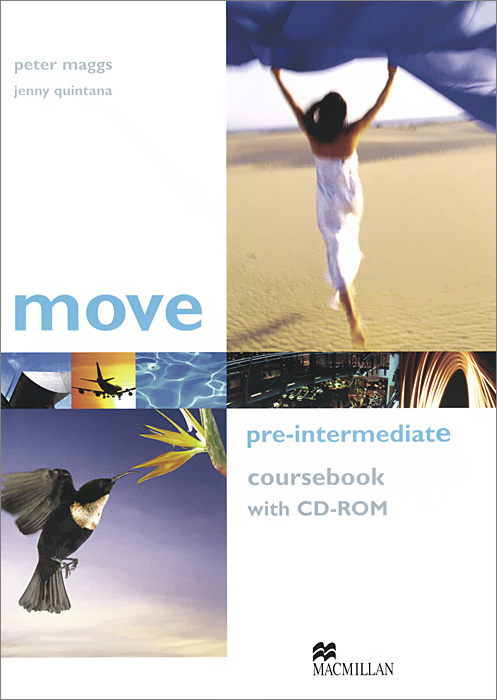 Move: Pre-Intermediate: Coursebook (+ CD-ROM) imagine that cd rom