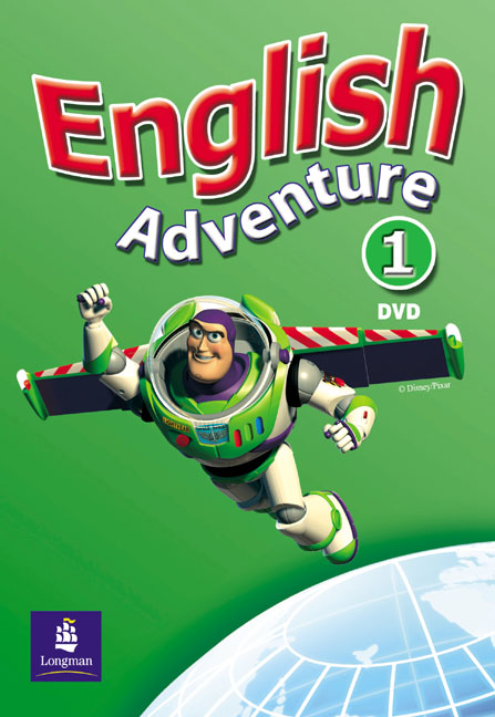 English Adventure Level 1 DVD mastering english prepositions