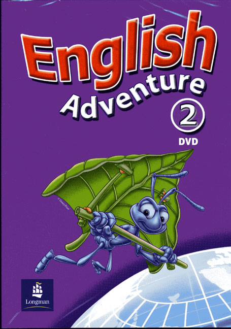 English Adventure Level 2 DVD mastering english prepositions