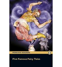 Penguin Readers New Edition Level 2 Five Famous Fairy Tales