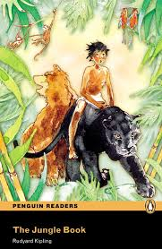 Penguin Readers New Edition Level 2 Jungle Book Book