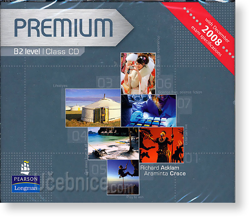 Premium B2 Coursebook Class CD (3) merry team 1 teachers guide class cd