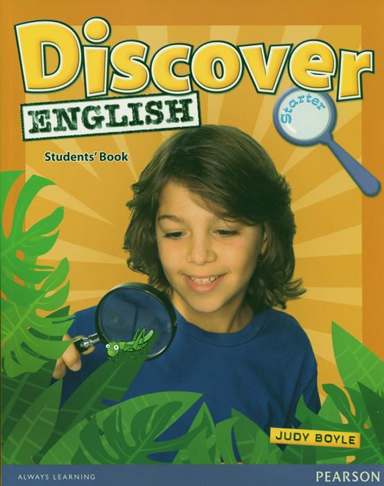 Discover English: Stater: Student's book mastering english prepositions